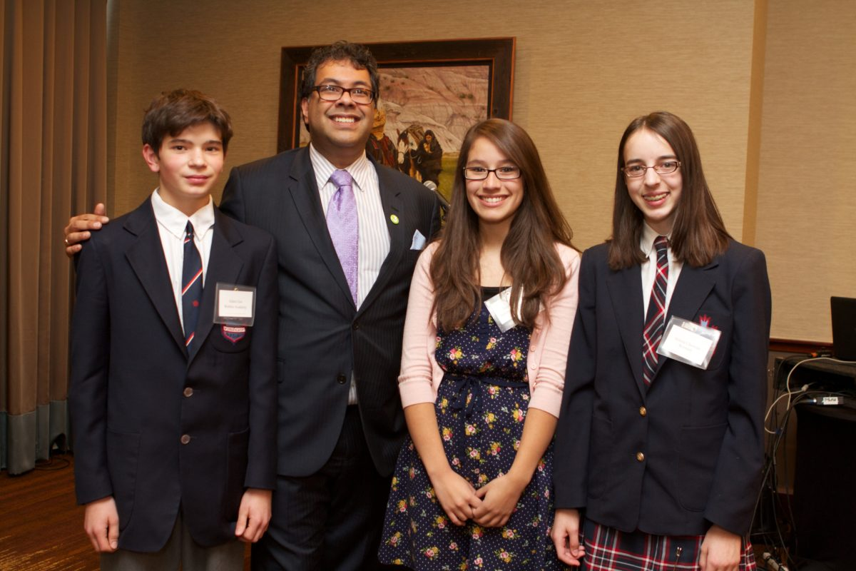 Winners With Mayor Nenshi