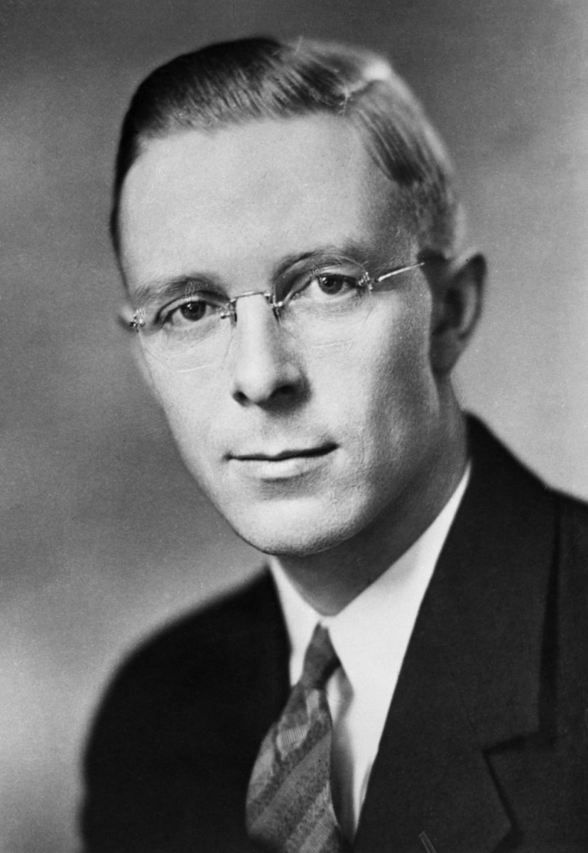 The Honourable Ernest C. Manning (1908 To 1996)