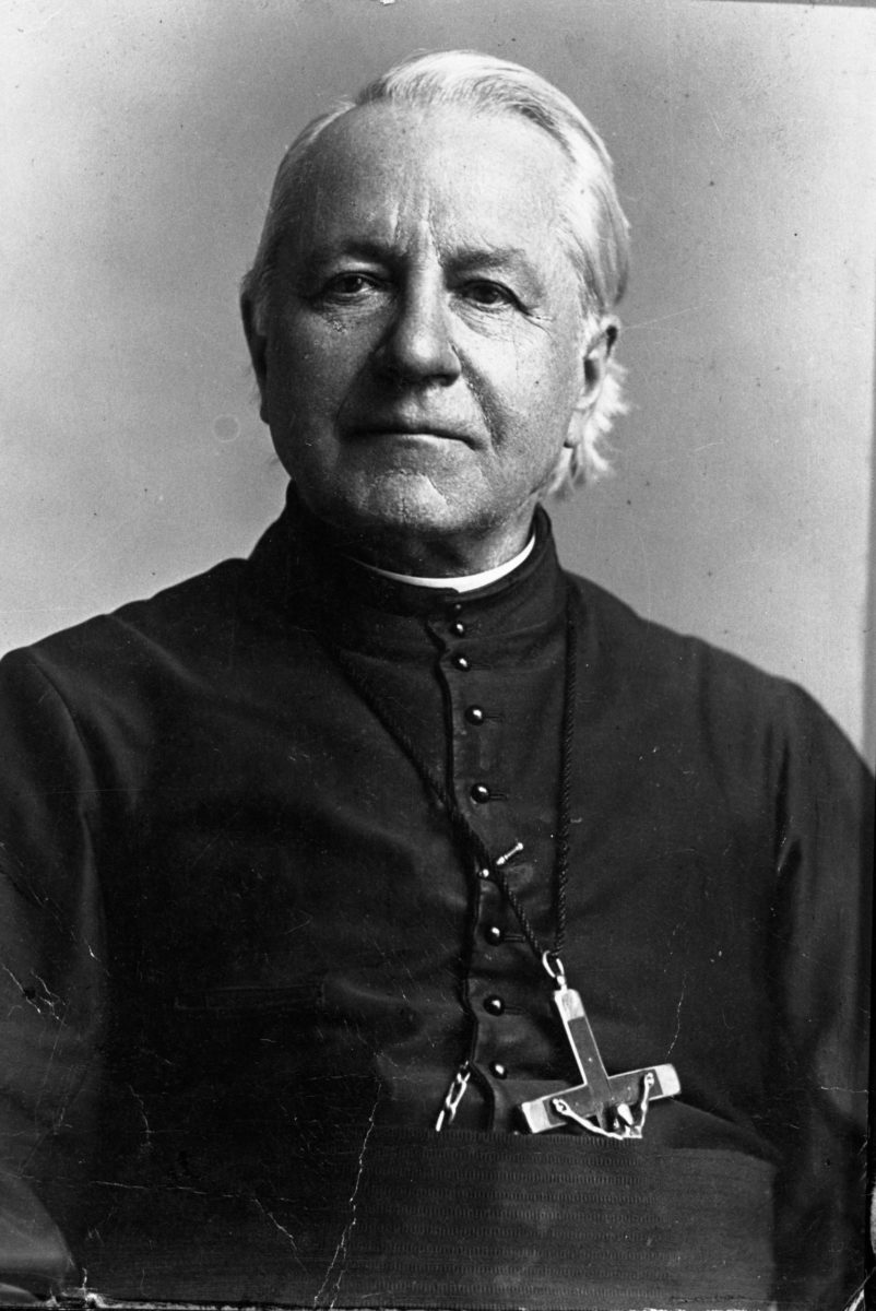 Father Albert Lacombe, OMI (1827 To 1916)