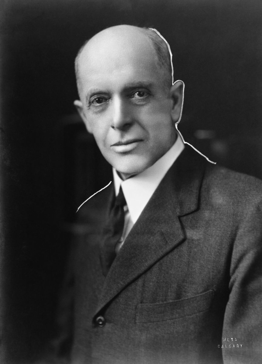 Henry Wise Wood (1860 To 1941)