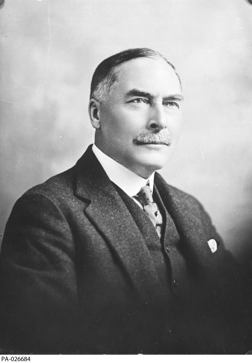 Senator Sir James Alexander Lougheed (1854 To 1925)