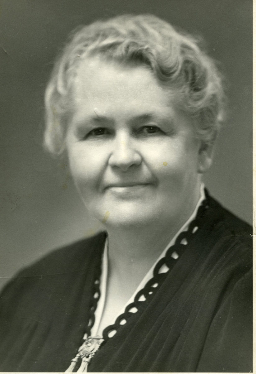 Maude Riley (1882 To 1962)