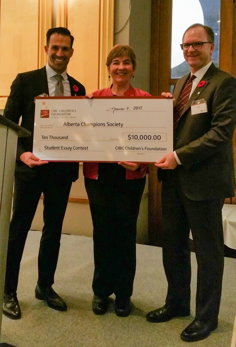 CIBC  A Major Sponsor Of The 2018 Student Contest!