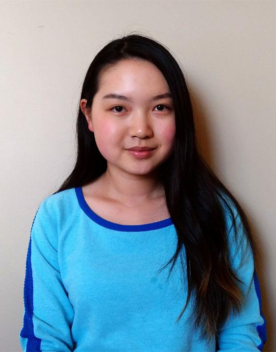 Jolie Gan portrait