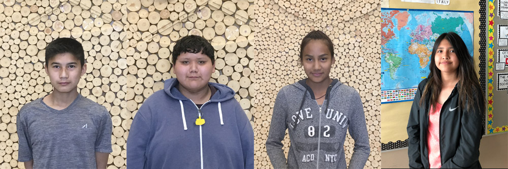 Siksika Contest Winners