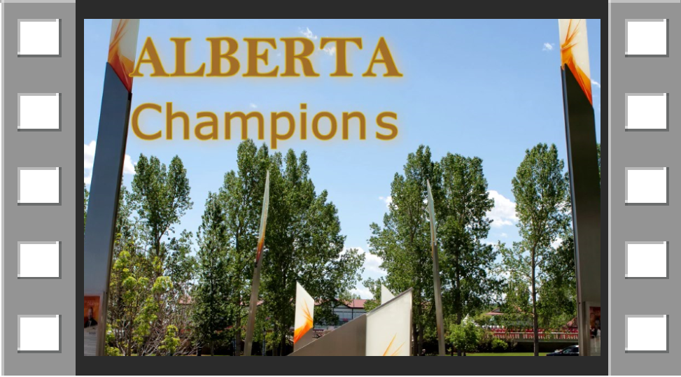Slide Show (video) Of Field Of Fame Unveiling At Spruce Meadows