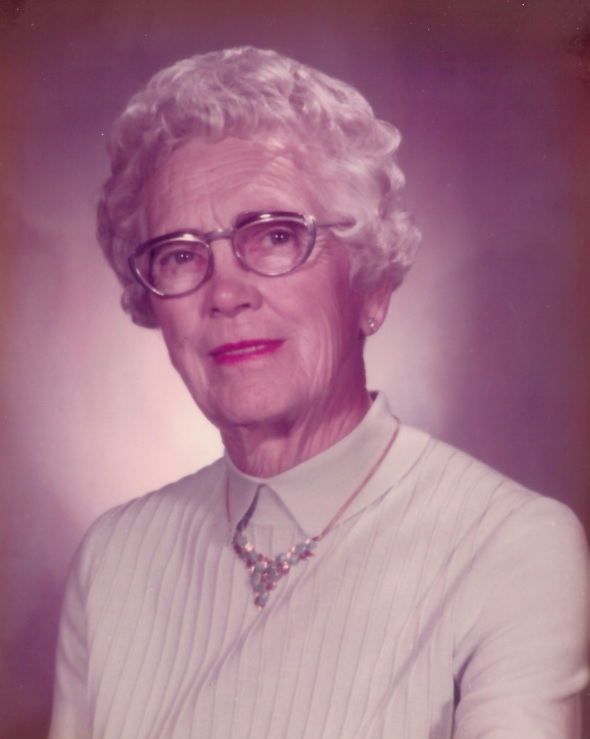 Dr. Clara Christie Might (1895 To 1987)