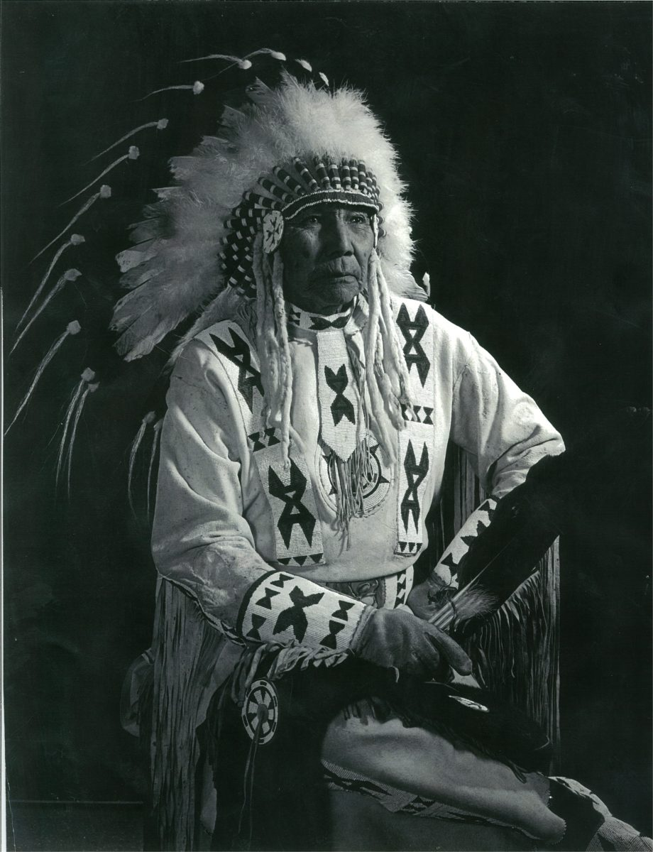 Chief David Crowchild (1899-1982)