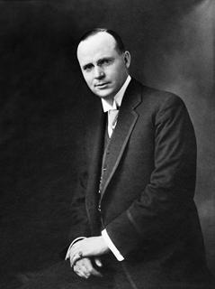 The Right Honourable Richard Bedford (R.B.) Bennett (1870-1925)