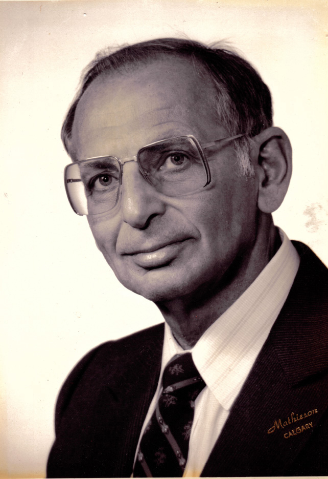Sydney Kahanoff (1922 To 1980)