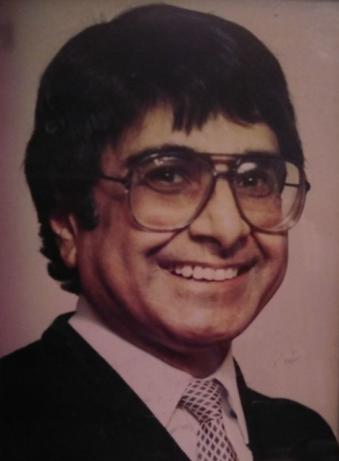 Haider Dhanani (1939-1990)