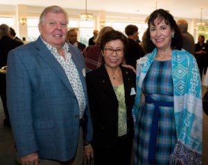 Cheryl Cohen, Hans And Hiroko Wanner